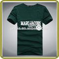 Venta al por mayor para hombre personalizado t- camisas con bordado