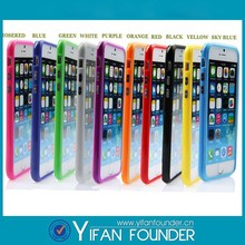 China Alibaba Tpu Bumper + Frosted Surface Back Case tpu soft case cover for iphone 6