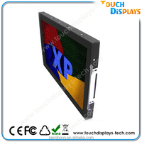 """Touchdisplays 2239E 22"""" open frame touch monitor,WMS T340 POG GAME lcd monitor"""