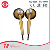 High quality silicone ear tips earphone speaker for max comfort