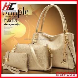 3 in 1 Lastest popular style girls handbag hong kong handbags online shopping