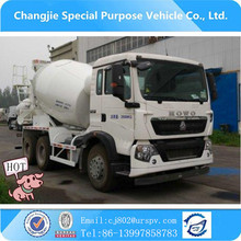SDX 12CBM concrete mixer truck SPECS made in China hot sale in singapore,southafrica