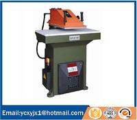 22t hydraulic swing arm die cutting press /clicker press machine/eva foam cutting machine