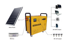 Moderate cost 2014 top sale solar panels with built in inverter