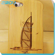 Wholesale beautiful wood phone case for iphone 6,wooden case with ptterns