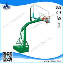 Competitive price adjustable acrylic basketball goal posts