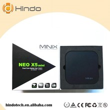 hot selling 1gb porn tv box android set top box minix neo x5 mini skype