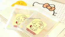 Custom printed OPP PE laminated plastic frozen food packaging bag for fish ball and fish cake packaging