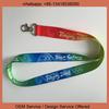 ID Card Holder Promotional Cheap Custom Lanyards No Minimum Order