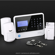 Factory direct sales safety equipment burglar GSM alarm ! Wireless GSM alarm system with Home/Office/business/industrial