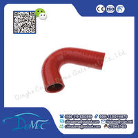 [factory direct selling] 180 degree/U-shape bend pipe silicone radiator hose