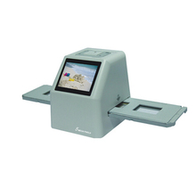 unversal negative film scanner with color display , max 22mp 35 mm film scanner