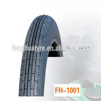 Low price with hot sale 275-17 6PR motorcycle tyre