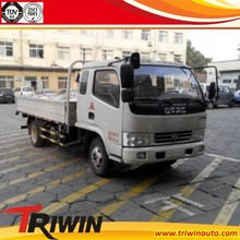 china exported discount price EURO4 emission standard 6-wheel 68hp 4x2 mini china pick up truck 1 ton