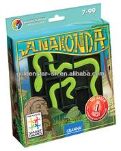 Anaconda rompecabezas rompecabezas juego de mesa novedad lógicos inteligentes juego