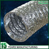Three layers aluminum foil flexible air duct machine
