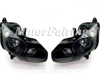 Brand New Motorcycle for Kawasaki ZX-14R ZZR1400 2006-2011 Clear Headlight motorcycle headlight