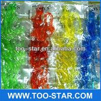 Plastic TPR Sticky Lizard toy/Soft sticky animal toy