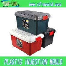 OEM plastic clip mould plastic injection clamp molded products of huangyan