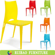 Modern Stackable PP Dining Chair Used Cafe, Plastic Chair Restaurant Chairs Banquet For Sale