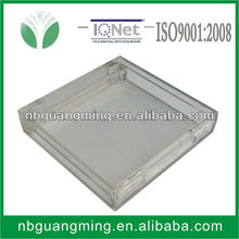 OEM/ODM injection mold custom high quality plastic box container with lid