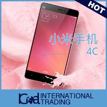 Original Xiaomi Mi4c Mi 4C 5.0 Inch Qualcomm Snapragon 808 Octa Core 3GB RAM 32GB ROM 4G LTE WCDMA CDMA Android 5.1 Mobile