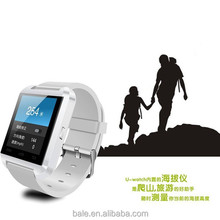 Best Gift U8 Smart bluetooth Watch Connect With Smart Phone with wholesale price
