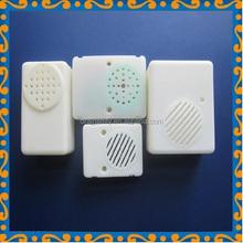 Luz e sensor de som caixa de som para brinquedos de pelúcia