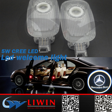 liwin 50% off hot selling lw chip 12v 3w 5wcar manufacturer logo for Mercedes auto headlight automobile offroad light