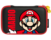 HORI XL Super Mario Bros. Hard eva case for Nintendo 3DS