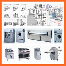 Commercial Heavy Duty Commercial Kitchen Hotel Equipment (Topkitch Supplys the Whole Set of Kitchen Equipments)