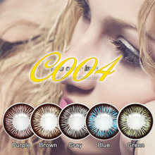 2015 Wholesale Yearly Lovely and beautiful magic eye contact lens color