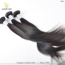 New Fashion Bulk Buy From China Year's Best sale Double Sewing 22 24 26 28 30 inches brazilian 5a weave hair