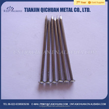 High Precision Alibaba Suppliers Excellent Material Round Head Steel Nails For Sale