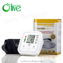 IOS and Android platform hot sale blood pressure monitor bluetooth