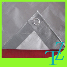 white/gray wholesale tarpaulin sheet, camping tarps