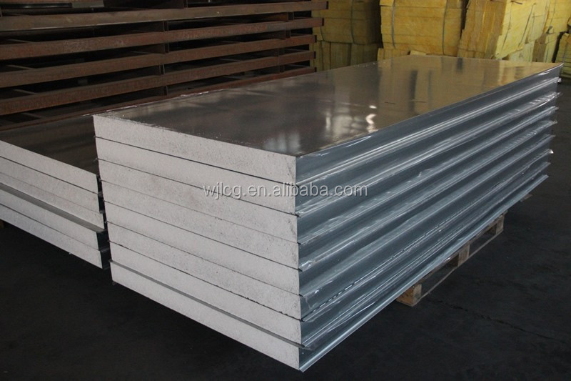 Eps Building Panels For Home : Building material cheapest metal eps wall sandwich panel
