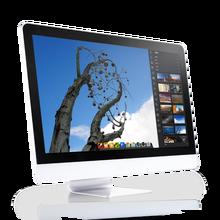 Cheap China 21.5 inch barebone desktop pc computer i3 i5 i7 lcd all in one pc