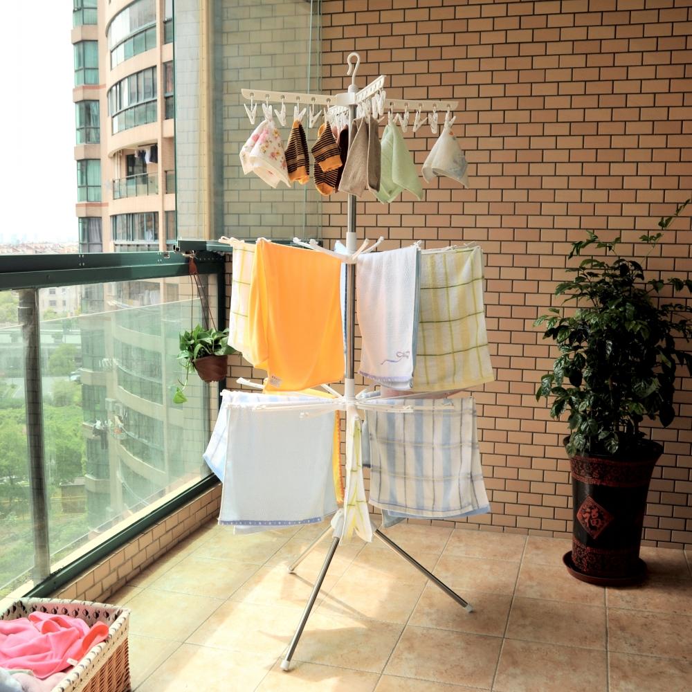 Сушилки для белья настенные складные для балкона - всё о бал.