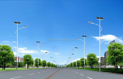 Effsun new design led street light solar pv module with CE RoHS certification