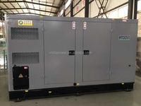 Electric AC Motor 160KW/200KVA Silent Diesel Inverter UK Generator Powered by Perkins engine