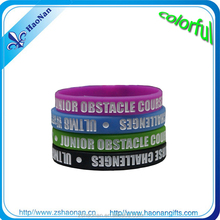 brand new Promotional debossed wristband for corporate anniversary gifts