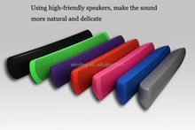 top selling products 2015 natural intelligent voice bluetooth speaker with clock