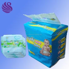 Hot Sexy Sleepy Cheap PE Film PP Tape Baby Diapers