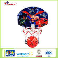Kids basketball backboard ring