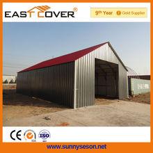 SSM150906 Prefabricated steel structure building