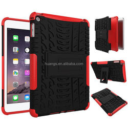 New products on china market Rugged Hard Robot Back Cover Stand Holder kickstand for ipad mini 4 china wholesale