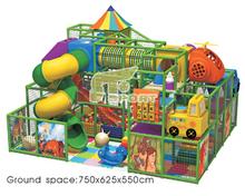 kids indoor adventure soft play equipment