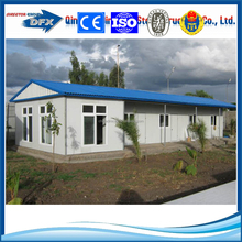 Light steel frame cheap modular prefab homes