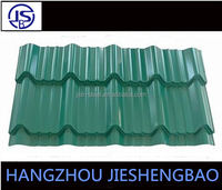 Color Coated PPGI Corrugated Steel Roofing Sheets